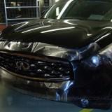 Защитная плёнка на авто